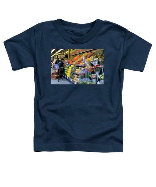 New York, New York 21 Toddler T-Shirt