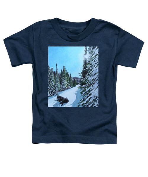Newfoundland In Labrador II Toddler T-Shirt