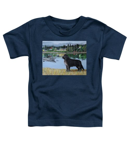 Newfoundland In Labrador Toddler T-Shirt