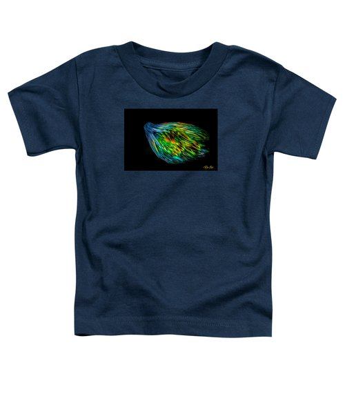 Toddler T-Shirt featuring the photograph Nicobar by Rikk Flohr
