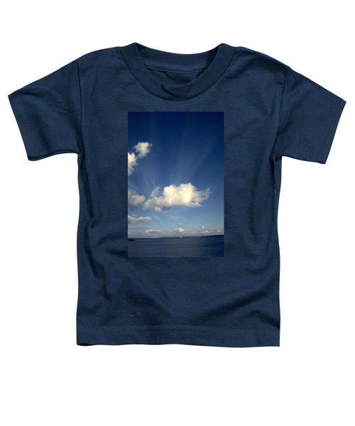 Northern Sky Toddler T-Shirt