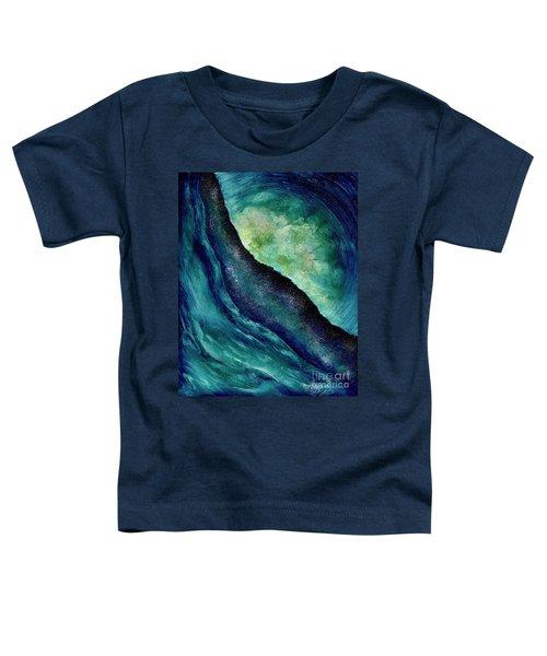 Ocean Meets Sky Toddler T-Shirt