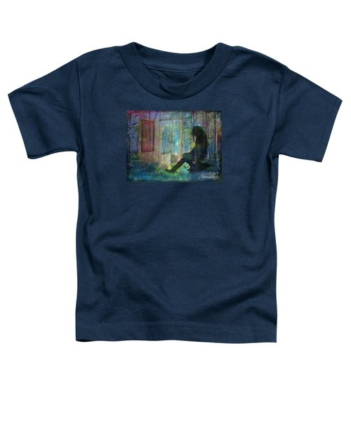 On The Edge Of Summerland 2015 Toddler T-Shirt