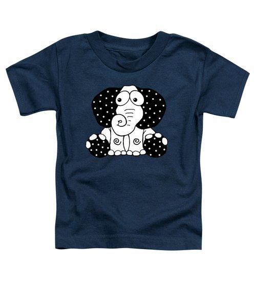 Oreo The Elephant Toddler T-Shirt