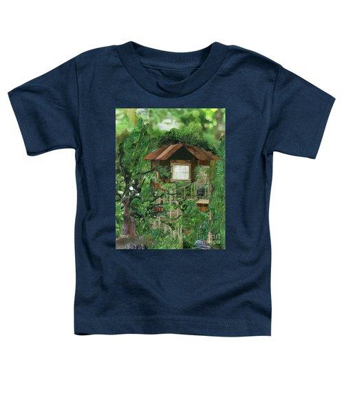 Organic Living Toddler T-Shirt