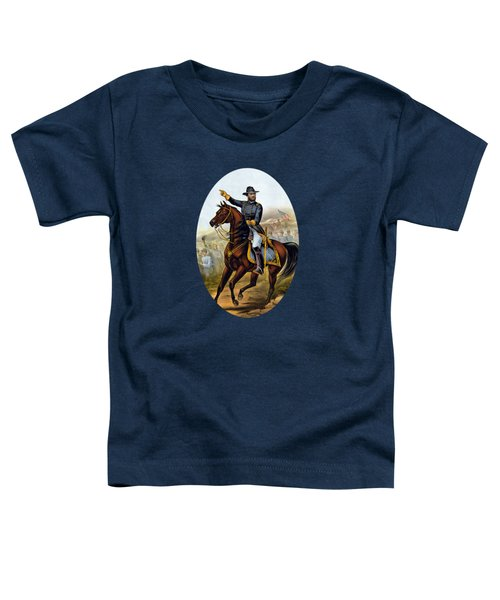 Our Old Commander - General Grant Toddler T-Shirt