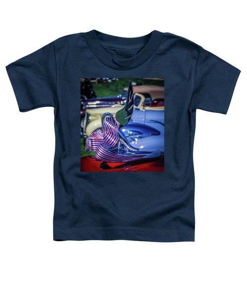 Packard Swan Toddler T-Shirt