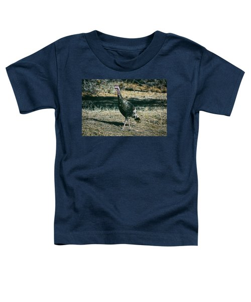 Pagosa Wild Turkey Toddler T-Shirt