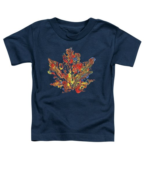Painted Nature 1 Toddler T-Shirt