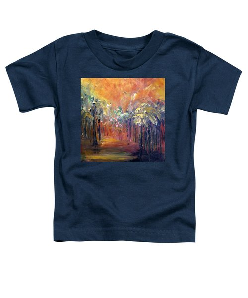 Palm Passage Toddler T-Shirt