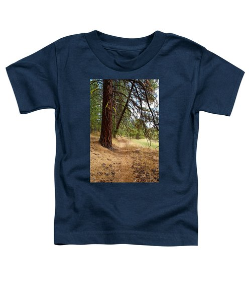 Path To Enlightenment 2 Toddler T-Shirt