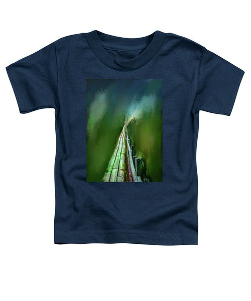 Path To The Unknown #h5 Toddler T-Shirt