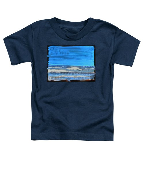 Peau De Mer Toddler T-Shirt by Marc Philippe Joly