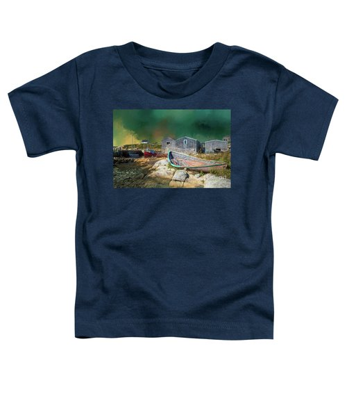 Peggy's Cove Toddler T-Shirt