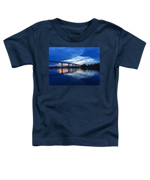 Perdido Key Bridge Toddler T-Shirt
