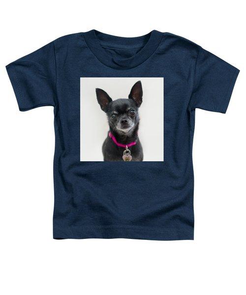 Perlita 2 Square Toddler T-Shirt