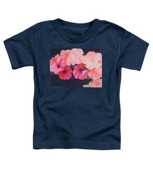Petunias Toddler T-Shirt