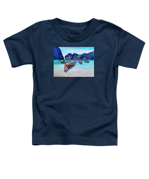 Phi Phi Island Toddler T-Shirt
