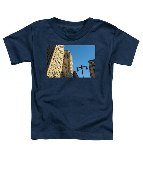 Philadelphia Urban Landscape - 0948 Toddler T-Shirt