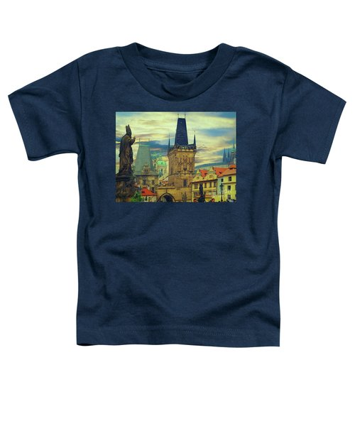 Picturesque - Prague Toddler T-Shirt