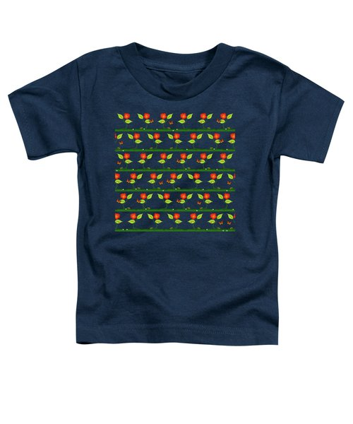 Plants And Flowers Toddler T-Shirt