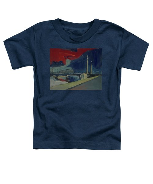 Pont Fragnee In Liege Toddler T-Shirt
