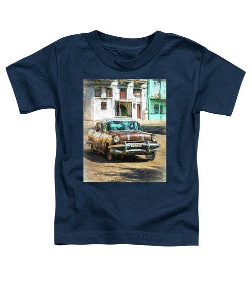 Pontiac Havana Toddler T-Shirt