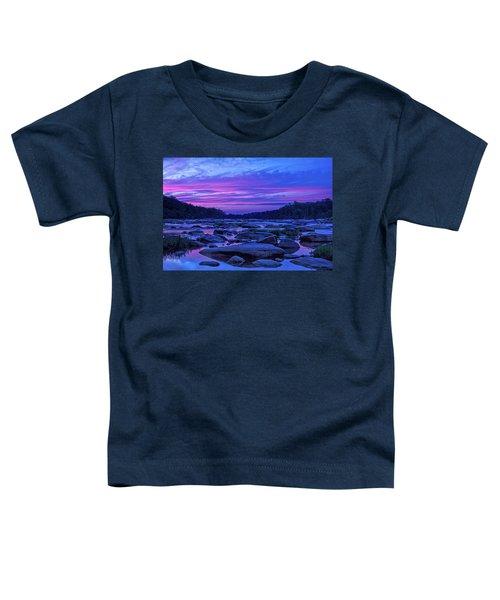 Pony Pasture Sunset Toddler T-Shirt