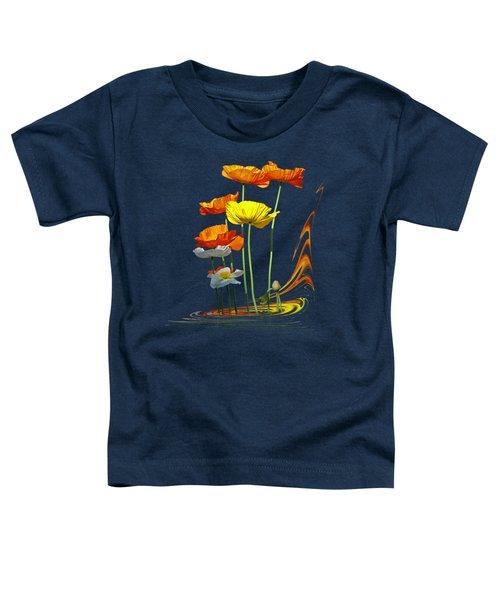 Poppy Pirouette Toddler T-Shirt
