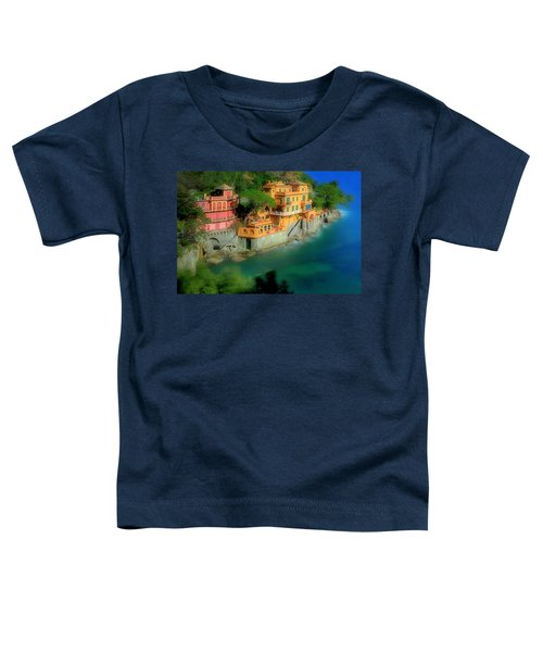 Portofino Park Bay Toddler T-Shirt