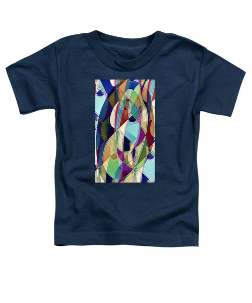 Portrait Of A Friend Toddler T-Shirt