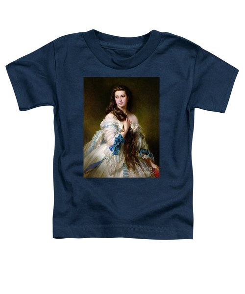 Portrait Of Madame Rimsky Korsakov Toddler T-Shirt