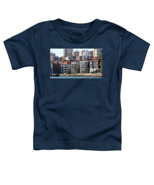 Toddler T-Shirt featuring the photograph Posh Burbs by Stephen Mitchell