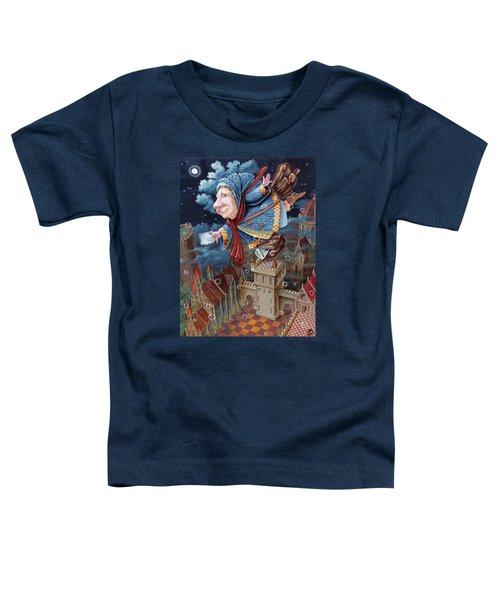 Postwoman Toddler T-Shirt