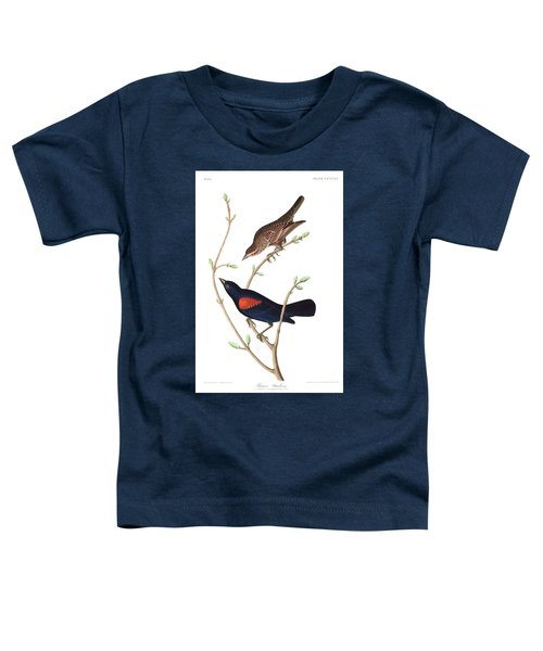 Prairie Starling Toddler T-Shirt