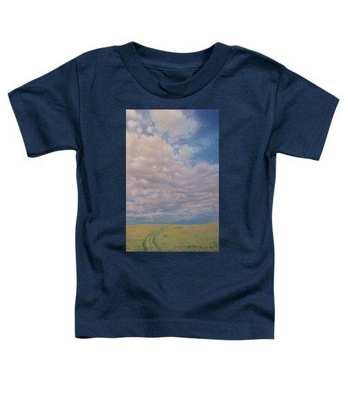 Prairie Trail Toddler T-Shirt