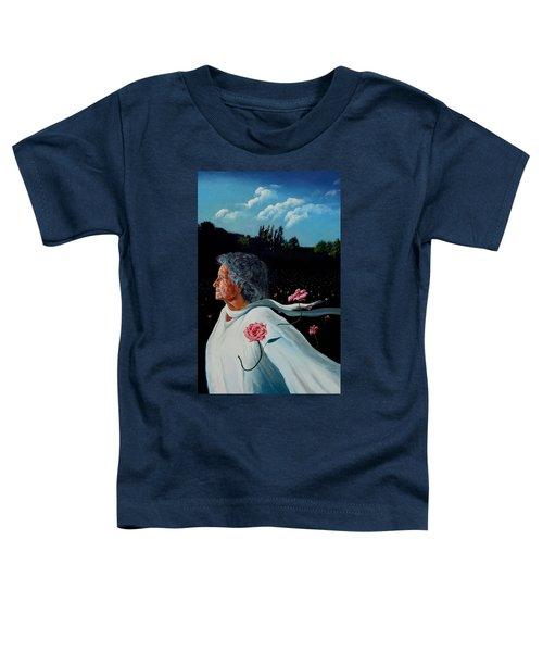 Queen Of Roses Toddler T-Shirt
