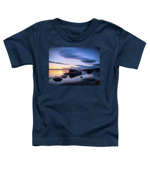 Quiet Sunset Toddler T-Shirt