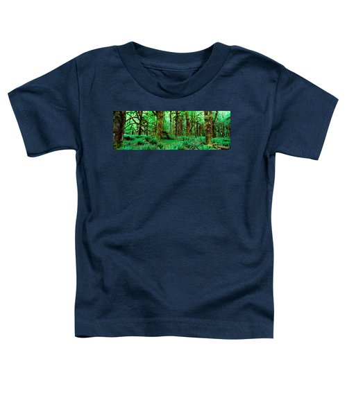 Rain Forest, Olympic National Park Toddler T-Shirt