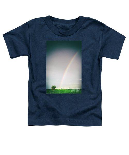 Rainbow #0157 Toddler T-Shirt