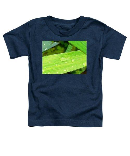 Raindrops Toddler T-Shirt