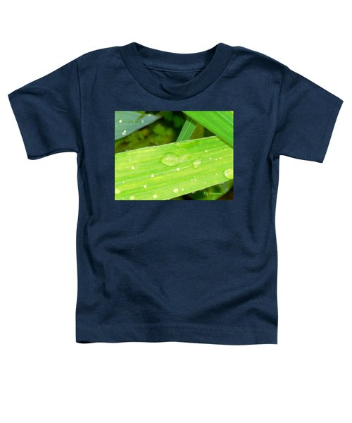 Raindrops Toddler T-Shirt