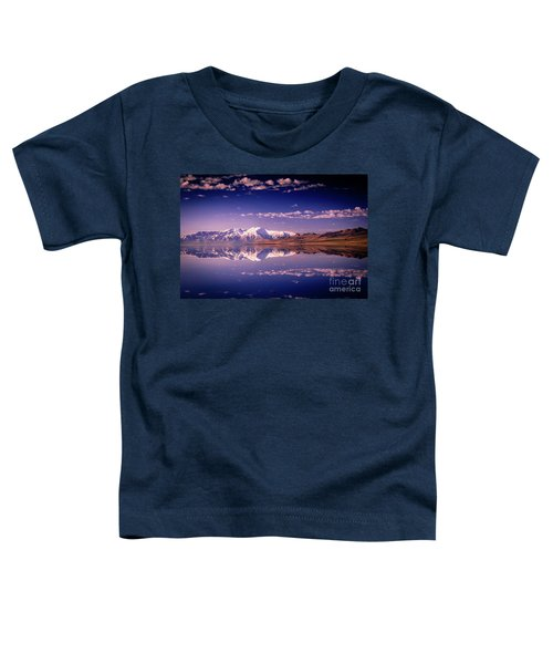 Reacting To The Morning Light Toddler T-Shirt