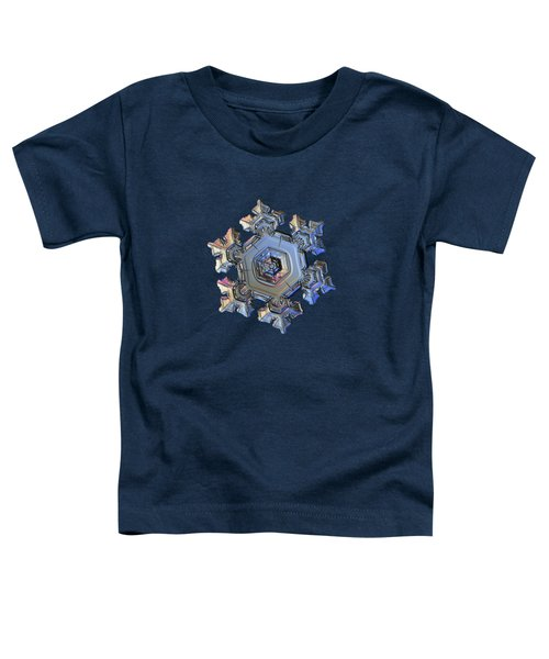 Real Snowflake - 05-feb-2018 - 10 Toddler T-Shirt