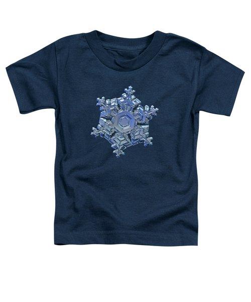 Real Snowflake - 05-feb-2018 - 11 Toddler T-Shirt