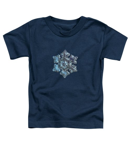 Real Snowflake - 05-feb-2018 - 5 Toddler T-Shirt