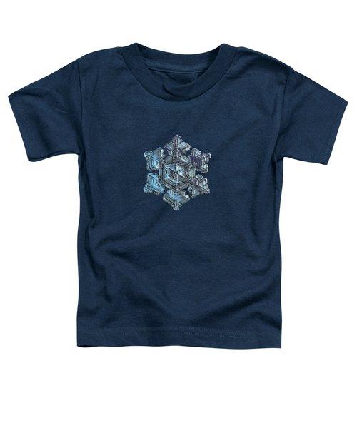 Real Snowflake - 05-feb-2018 - 5 Toddler T-Shirt