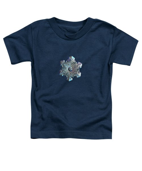 Real Snowflake - 05-feb-2018 - 6 Toddler T-Shirt