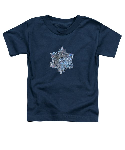 Real Snowflake - 05-feb-2018 - 7 Toddler T-Shirt