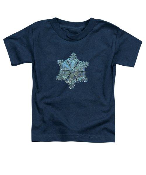 Real Snowflake - 05-feb-2018 - 8 Toddler T-Shirt